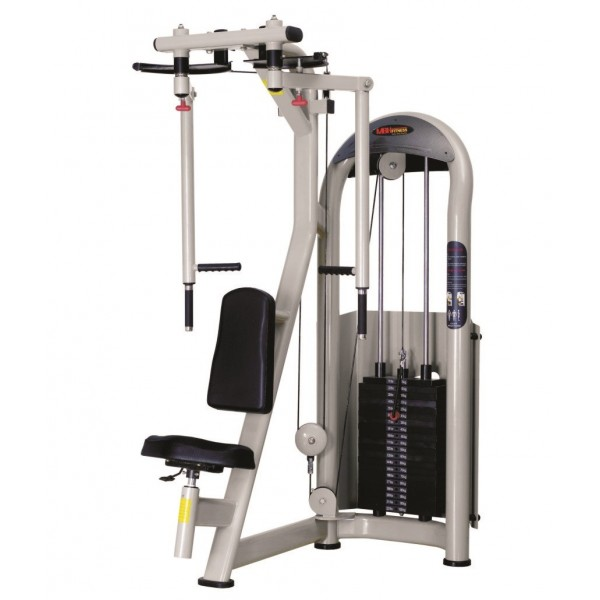 Novafit Seated Straight Arm Clip Chest A6-002A