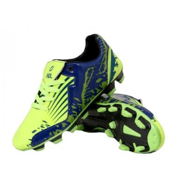HDL Football Shoes Amaze Green Blue