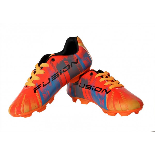 HDL Football Shoes Fusion Orange