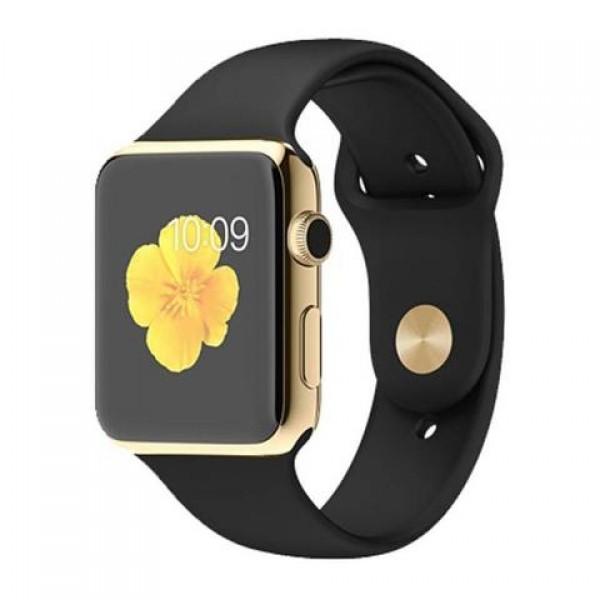 PremiumAV A1 Gold Smartwatch