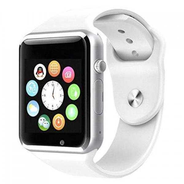 PremiumAV A1 White Smart Watch