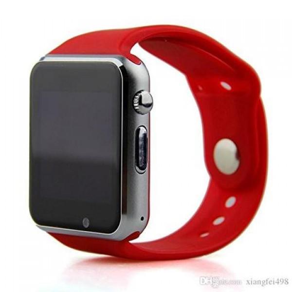 PremiumAV A1 Red Smart Watch