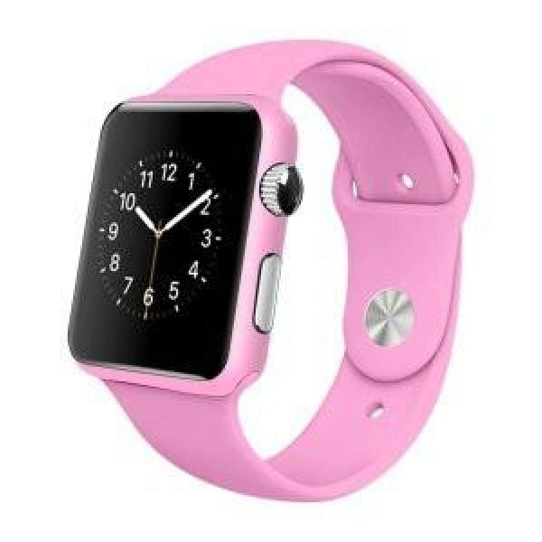 PremiumAV A1 Pink Smart Watch
