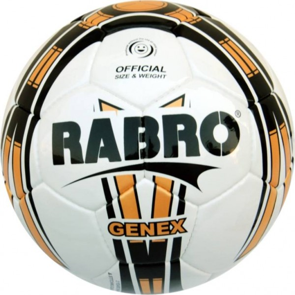 Rabro Genex Football Size-5 (Pack of 1, Multicolor)
