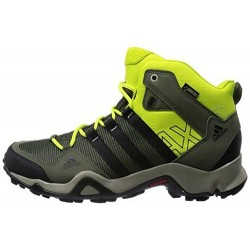 1e80cd7c50f0 Adidas Ax2 Mid Outdoor   Hiking Shoes (Grey)