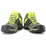 Adidas Ax2 Mid Outdoor & Hiking Shoes (Grey)