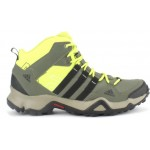 Adidas Ax2 Mid Outdoor & Hiking Shoes (Grey)