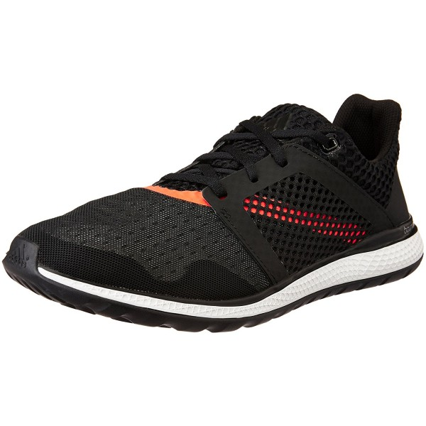 Adidas Energy Bounce 2 Running Shoes (Black)
