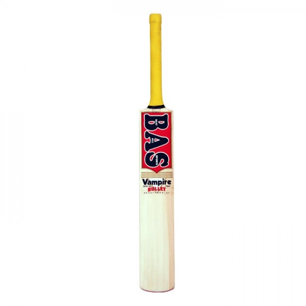 BAS Vampire Bullet Kashmir Willow Cricket Bat