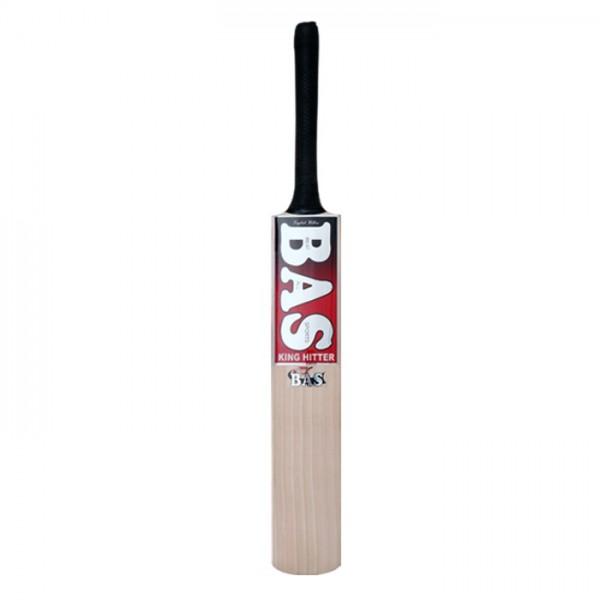BAS Vampire King Hitter English Willow Cricket Bat (SH)