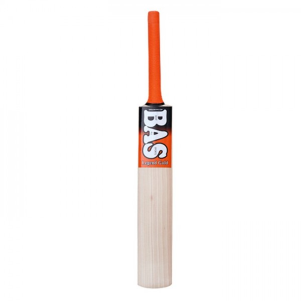 BAS Vampire Legend Gold English Willow Cricket Bat (SH)