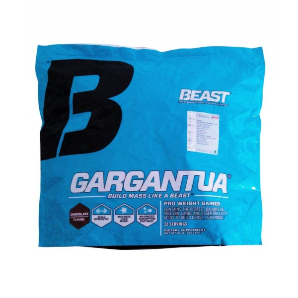 Beast Sports Nutrition Gargantua 10Lbs (Chocolate)