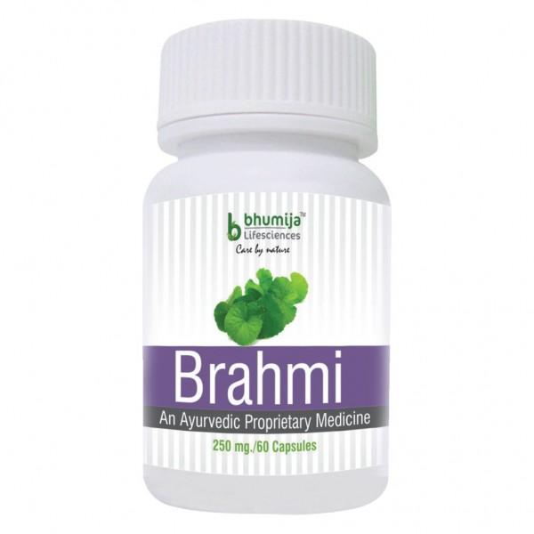 Bhumija Lifesciences Brahmi Capsules 60'