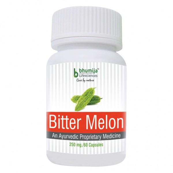 Bhumija Lifesciences Bitter Melon Capsules 60's