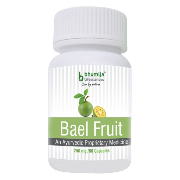 Bhumija Lifesciences Bael Fruit Capsules 60's