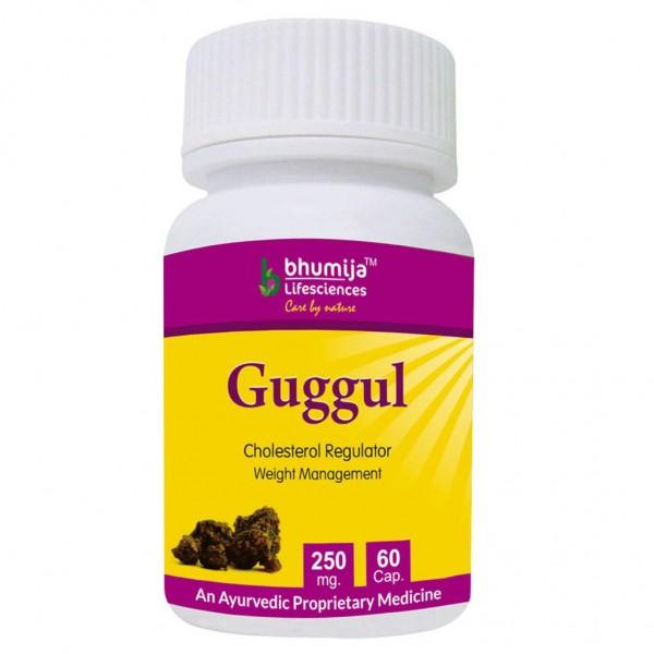 Bhumija Lifesciences Guggul Capsules 60's