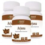 Bhumija Lifesciences Arjuna Capsules 60's (Pack of Three)