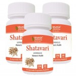 Bhumija Lifesciences Shatavari Capsules 60's (Pack of Three)
