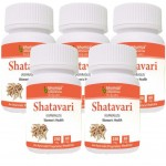 Bhumija Lifesciences Shatavari Capsules 60's (Pack of Five)