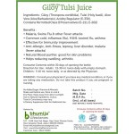 Bhumija Lifesciences Giloy Tulsi Juice (Sugar Free) 1 Ltr.(Pack of Two)