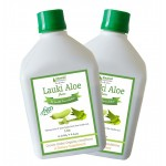 Bhumija Lifesciences Lauki Aowevera Juice (Sugar Free) 1 Ltr.(Pack of Two)
