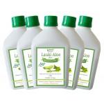 Bhumija Lifesciences Lauki Aowevera Juice (Sugar Free) 1 Ltr.(Pack of Five)