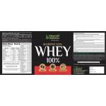 Bhumija Lifesciences Whey Protein 100% (Bhumi Pro) 1 Kg