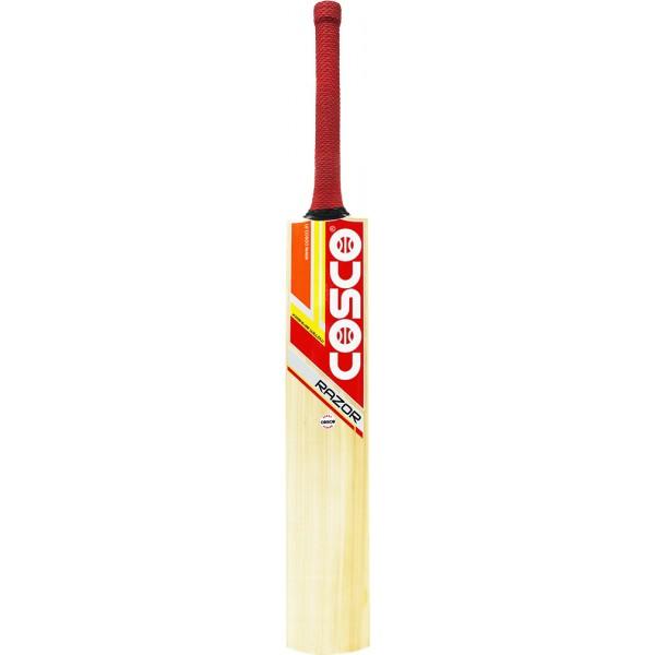Cosco Razor Kashmir Willow Cricket Bat (SH)