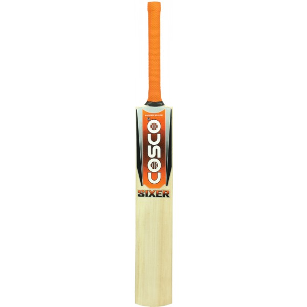 Cosco Sixer Kashmir Willow Cricket Bat