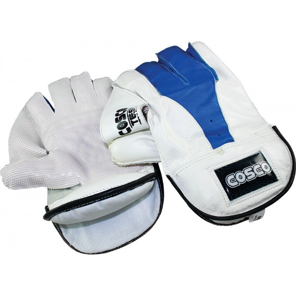 Cosco Test Cricket Wicket Keeping Gloves