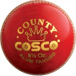 Cosco County Cricket Leather Ball