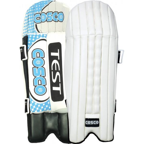 Cosco Test Cricket Wicket Keeping Leg Guards