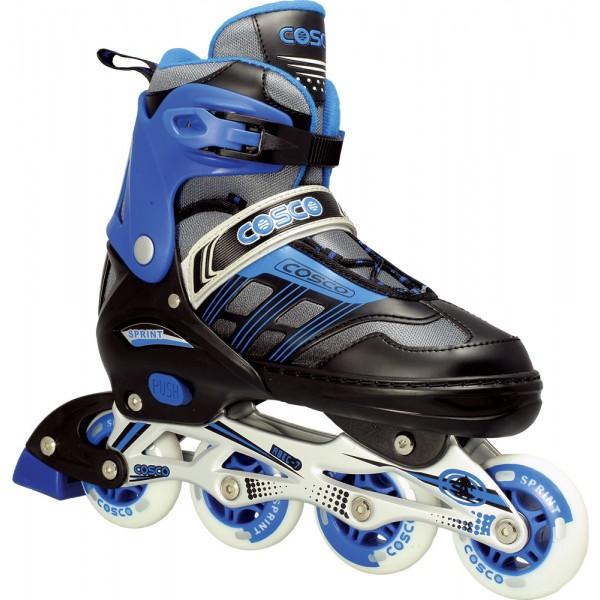 Cosco Sprint Inline Roller Skates (Blue)