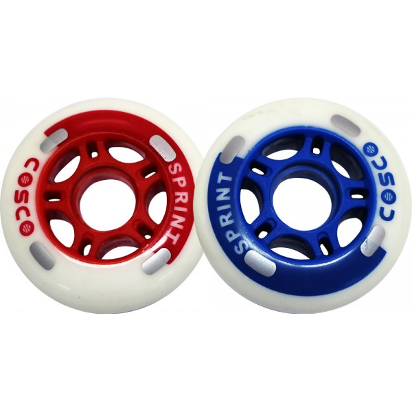 Cosco Sprint Roller Skates Wheels