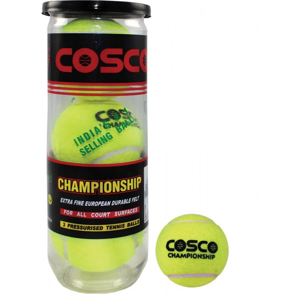 Cosco Championship Tennis Balls