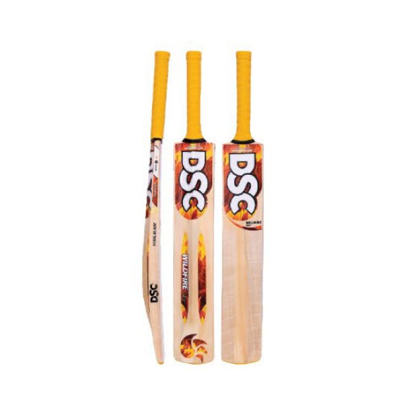Dsc Wildfire Heat Kashmir Willow Cricket Bat Online At Best Price On Sportsgeo