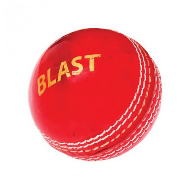 DSC Blast (4 Pcs) Cricket Leather Ball (12 Pcs Box)