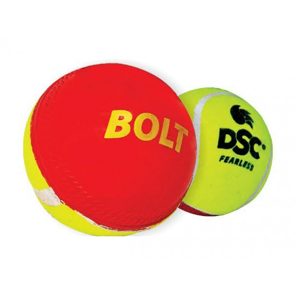 DSC Bolt Cricket Swing Ball