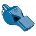 Fox 40 Pearl Safety Whistle with Lanyard Blue
