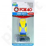 Fox 40 Sharx Whistle with Lanyard