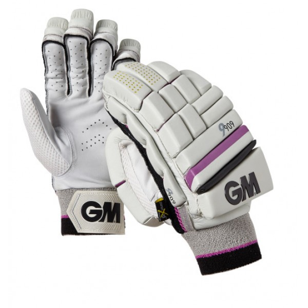 GM 909 Poron Xrd Cricket Batting Gloves