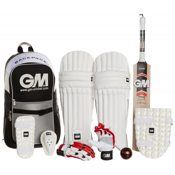 GM Complete Cricket Kit (Without Helmet)