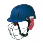 GM Purist Pro (Navy) Cricket Helmet