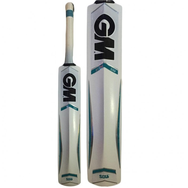 d891d4a12 Buy GM Six6 Bullet English Willow Cricket Bat Online at Best Price ...