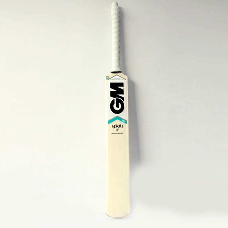 e29ac207c Buy GM Six6 Maxi English Willow Cricket Bat Online at Best Price on  SportsGEO.