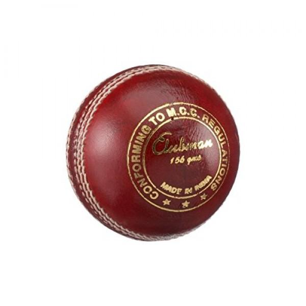 GM Club Man Cricket Leather Ball