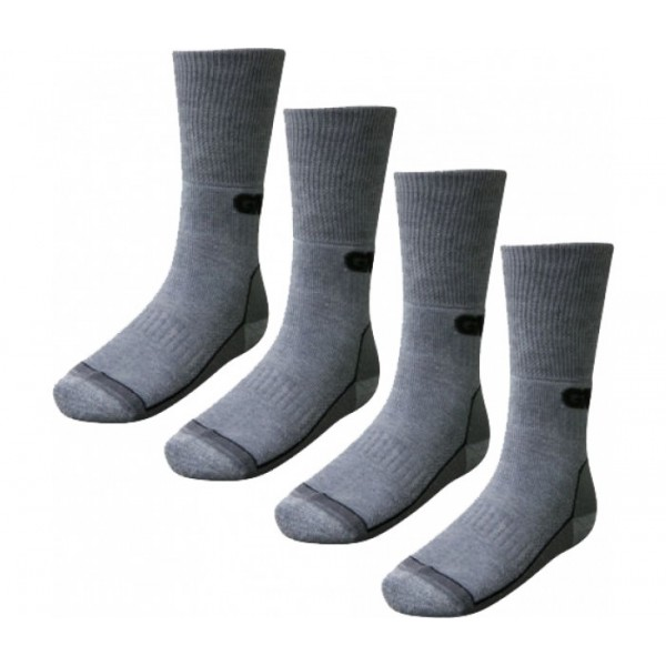 GM GMS 01 (Grey / Black) Cricket Socks