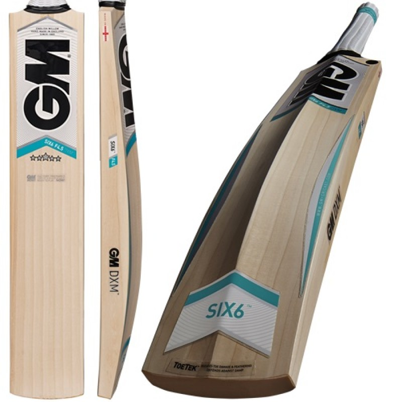 3bc0e2144 Buy GM Six6 Premier Kashmir Willow Cricket Bat Online at Best Price on  SportsGEO.