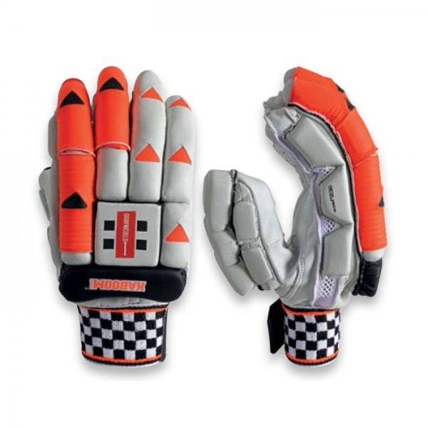 Gray Nicolls Kaboom GN8.5 MRH Batting Gloves (Mens)