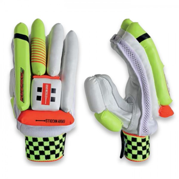 Gray Nicolls Powerbow5 GN3 RH Batting Gloves